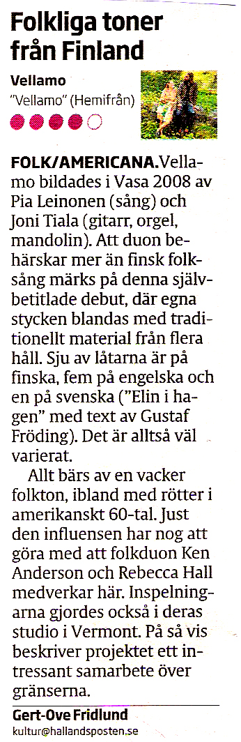 Recension_Hallandsposten_GertOveFridlund_Oct2013